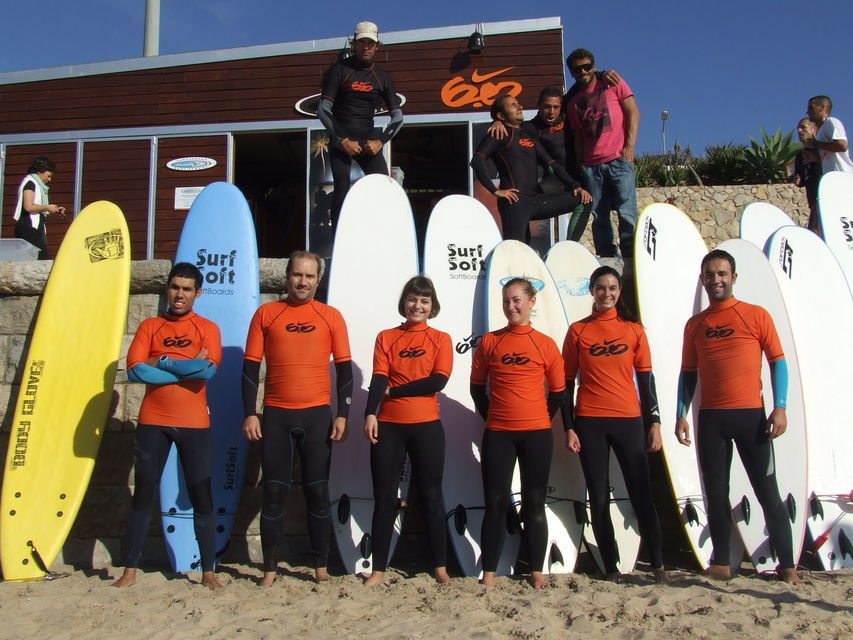 Lisbon: 2-Hour Surf Lesson