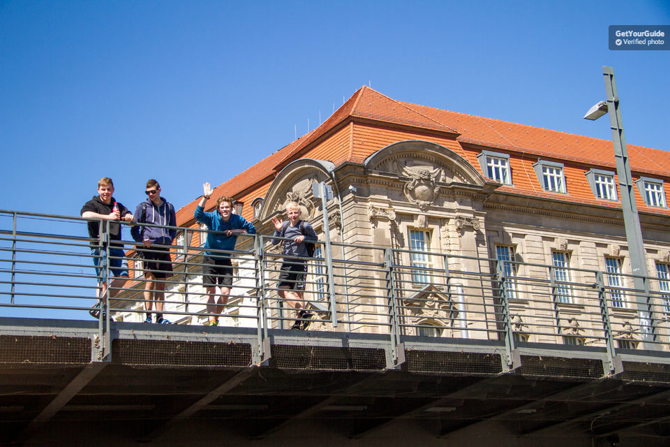 Berlin: Lunch Cruise with 2-Course Set Menu and Drink