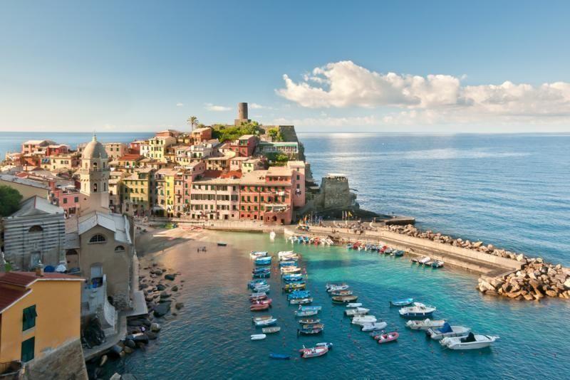 Property prices in Rimini near the sea