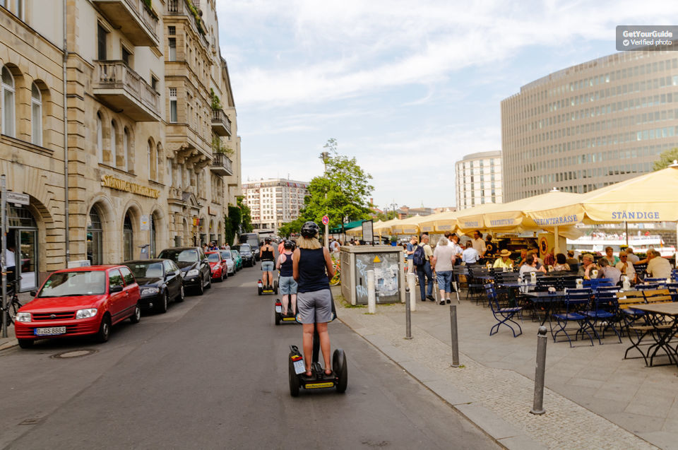 Highlights of Berlin Segway Tour