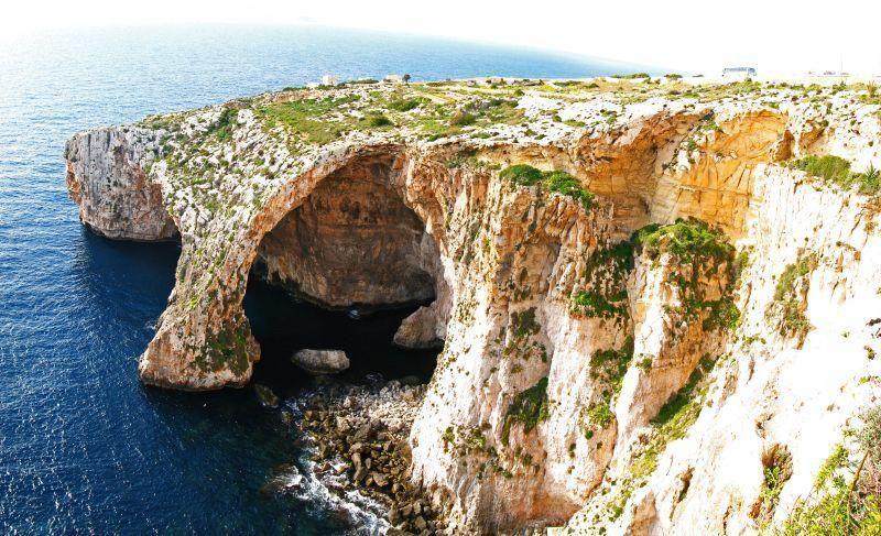 Marsaxlokk Market & Blue Grotto