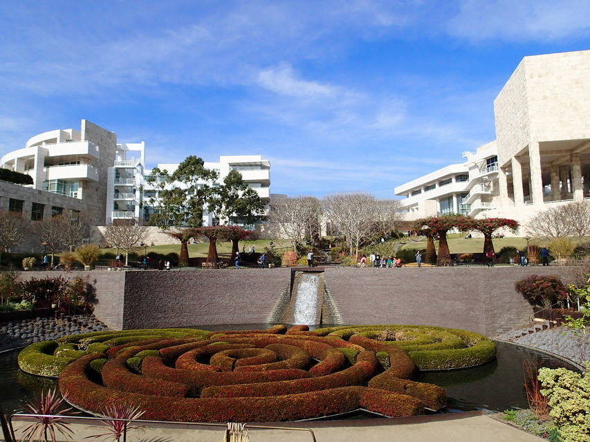 Getty Center Museum 2-Hour Amazing Scavenger Hunt
