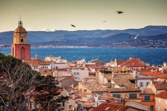 Saint Tropez full-day private tour