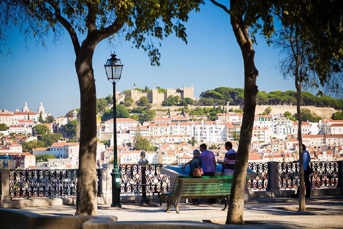 Belem, Sintra and Pena Palace with Food and Wine Tasting