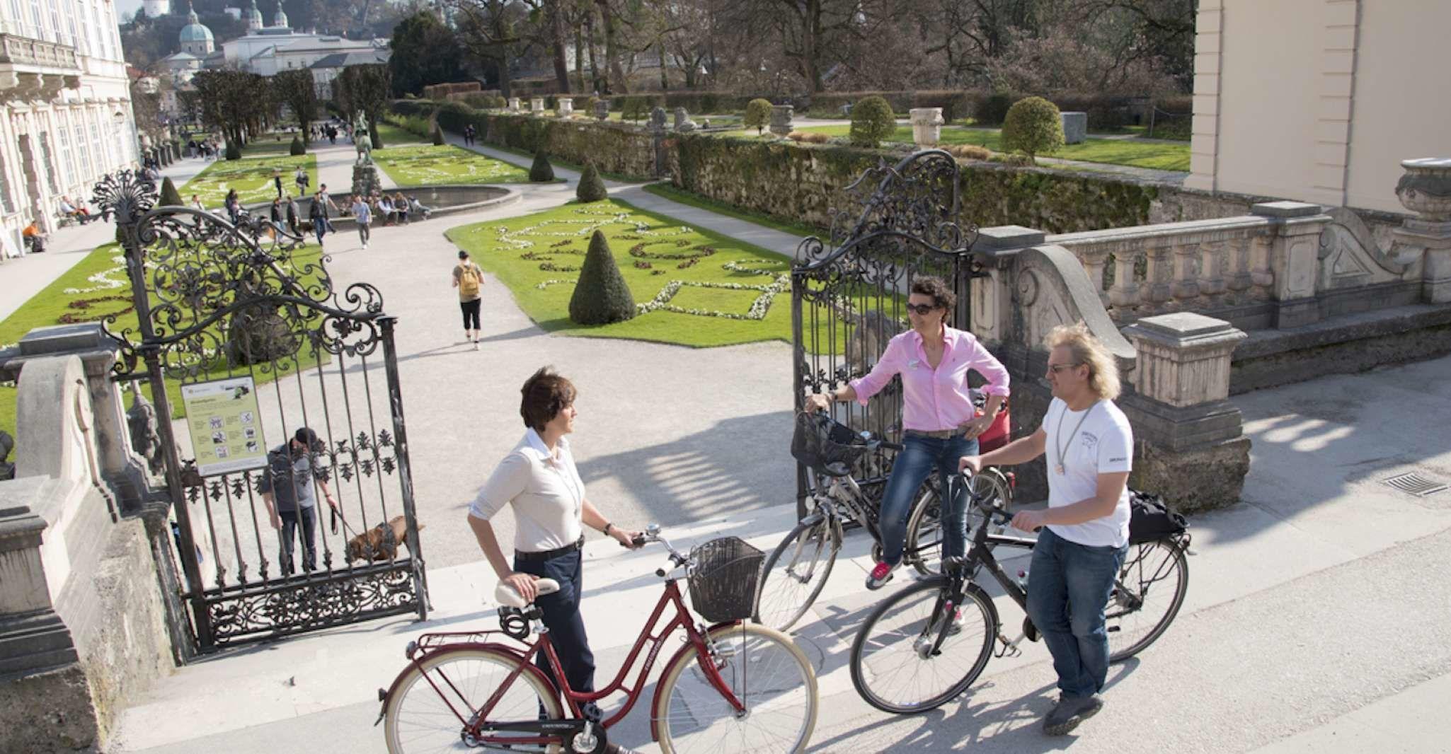 Salzburg: City and Surroundings Bike Tour