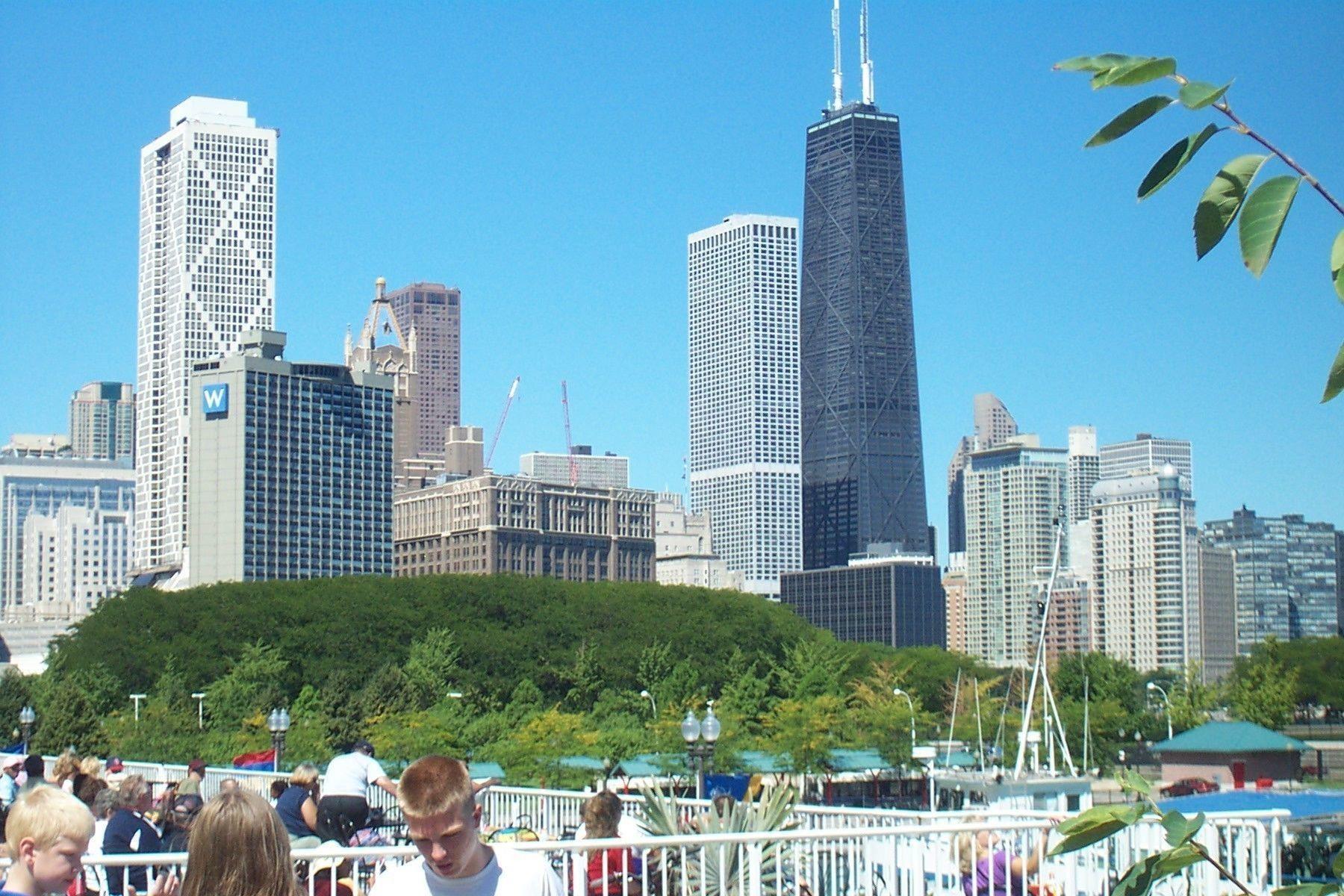 Jeff's tour of chicago