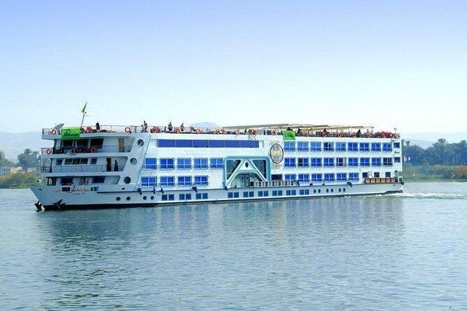4-Days Nile Cruise Aswan&Luxor,Hot Air Balloon&Abu Simbel.Hot deal