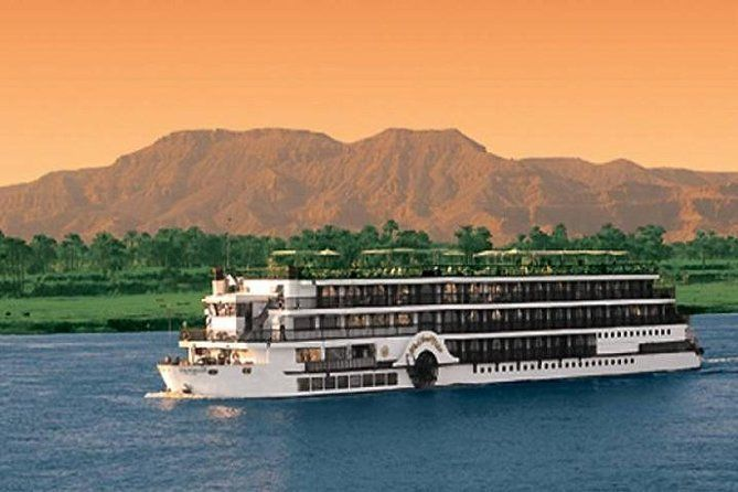 3 Nights 4 Days Nile River Cruise 5 stars from Aswan to Luxor