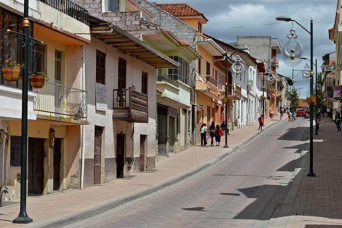 Day Trip to Gualaceo and Chordeleg from Cuenca