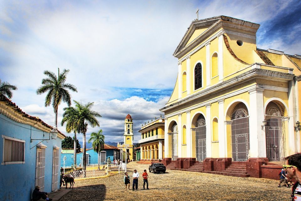 From Varadero: Trinidad and Cienfuegos Private Day Tour
