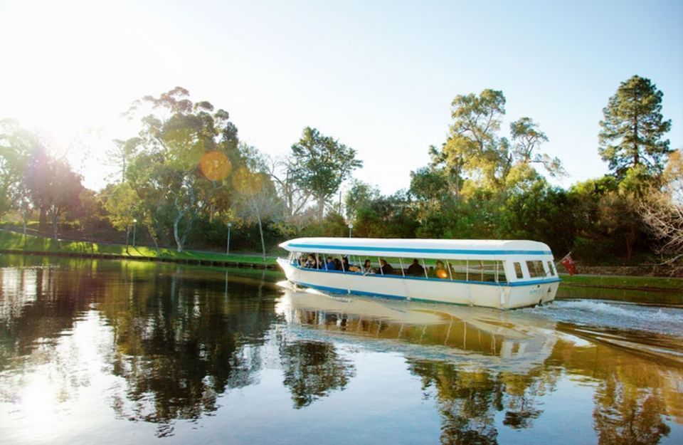 Best of Adelaide Tour with Hahndorf, River Cruise & Dinner