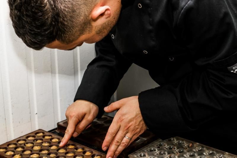Chocolate Workshop and Tastings in Brussels