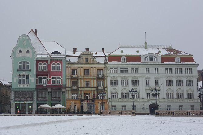 Timisoara - Jewish Heritage Tour