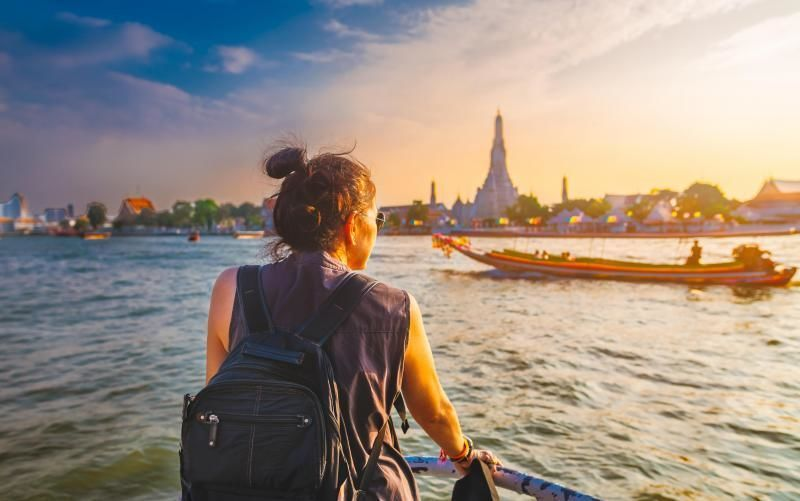 One day private city tour of Bangkok