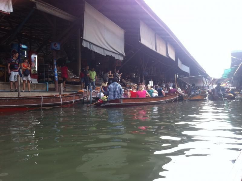Full-day tour from Bangkok - The floating markets