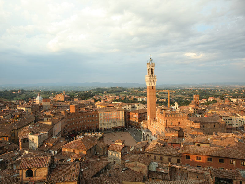Tuscany in 1 Day with Wine Tasting and Lunch