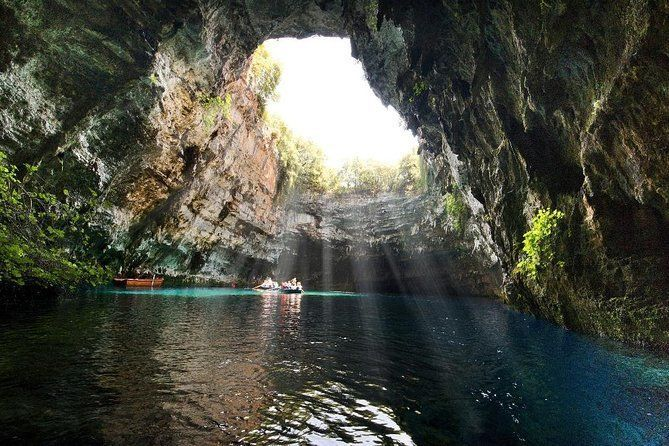 Highlights of Kefalonia Tour