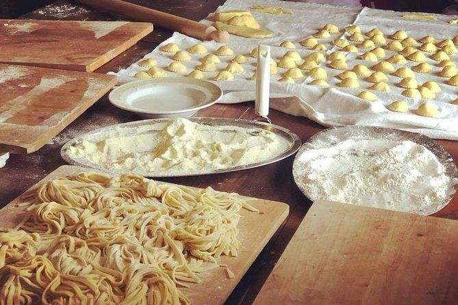 Private Authentic Italian Cooking Class Near Agropoli with a Local Family