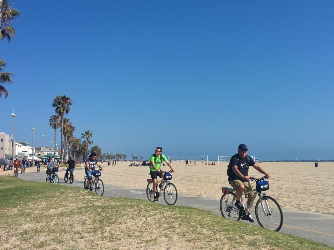 Santa Monica Dessert & Chocolate Tasting Guided Bike Tour