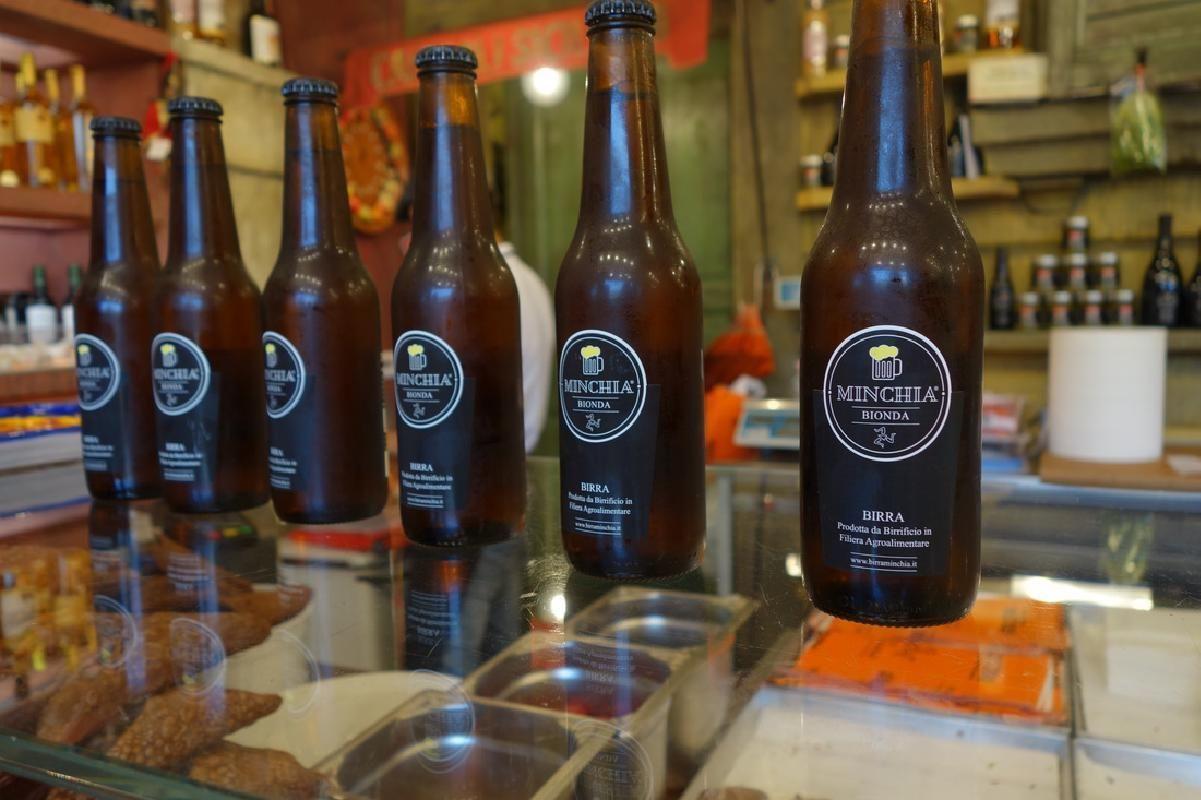 Milan Afternoon Food Tour with Beer Tastings