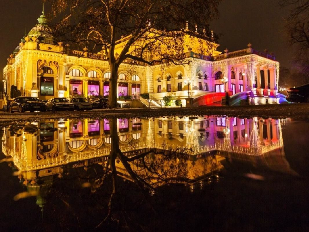 Mozart and Strauss Special New Year's Eve Concert at Kursalon Vienna