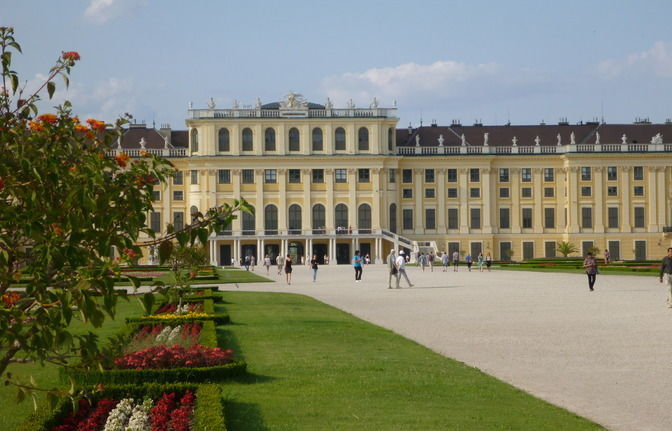 Half-day private guided tour of Vienna