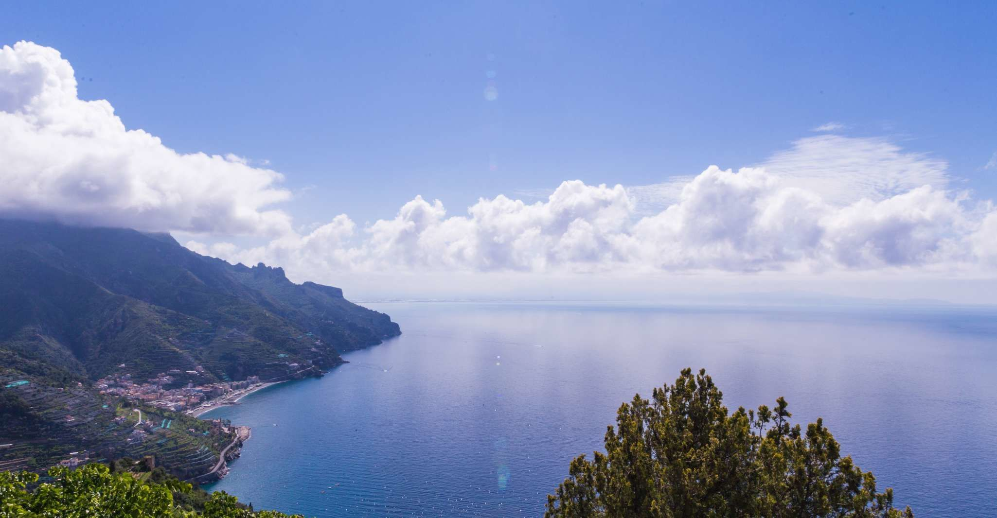 From Naples: Sorrento and Amalfi Coast Day Trip by Bus
