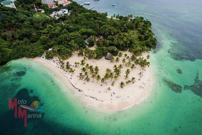 Los Haitises National Park mas Cayo Levantado Island