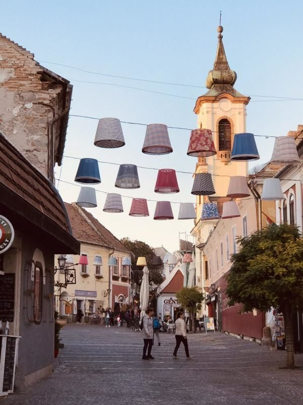 Day Trip to Szentendre - from Budapest
