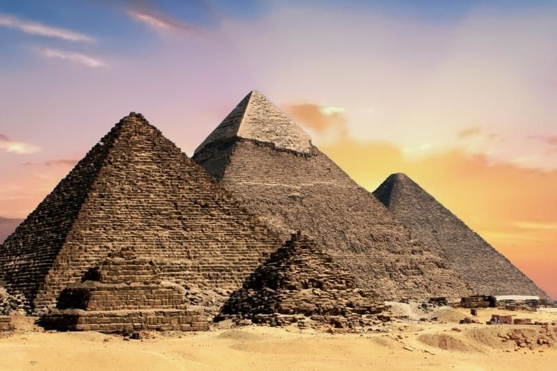 Tour of the Giza Pyramids and Sphinx