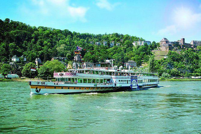 Nostalgic Rhine Cruise from Koblenz to Rudesheim