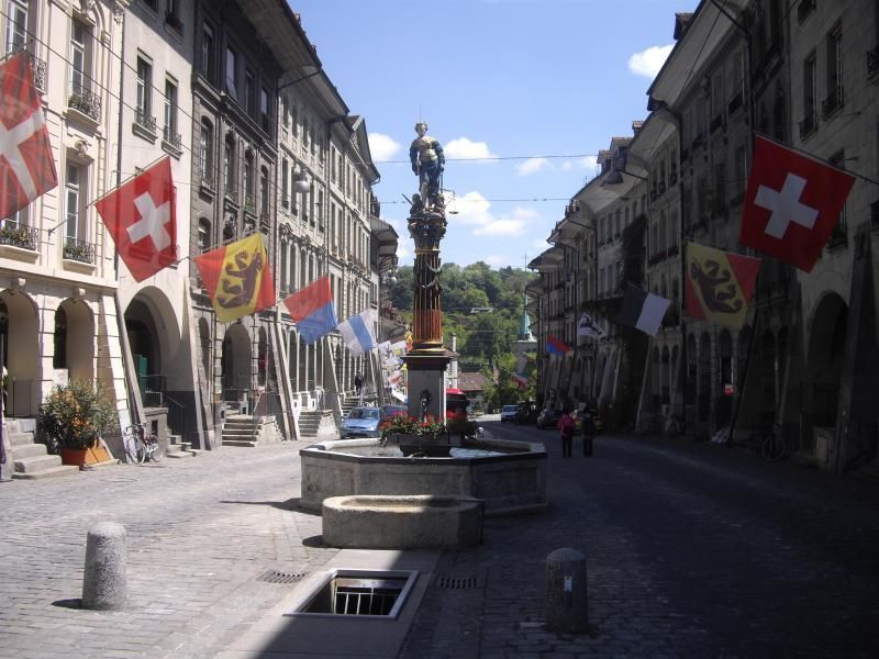 Bern in private: city walk in small groups