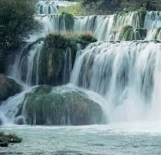 Krka National park  - Skradinski buk waterfall