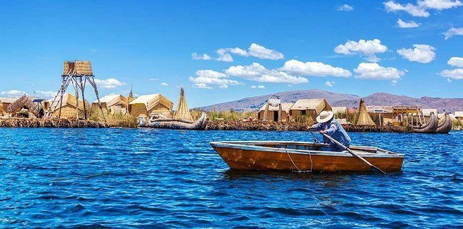 Titicaca with Homestay at Amantani 2 Days 1 Night