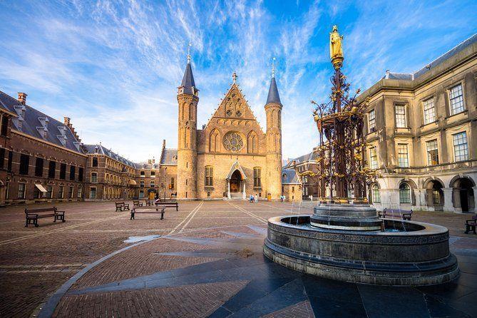 Famous Holland Tour: visit The Hague, Delft, Rotterdam and Kinderdijk from A'dam