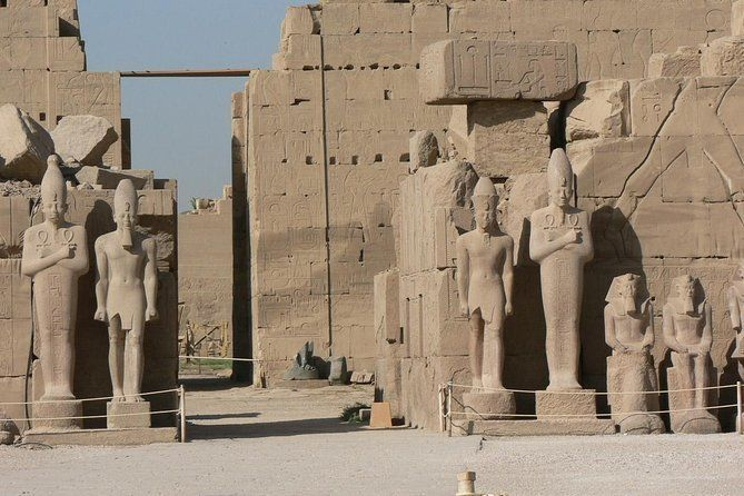 Luxor Layover Private Tour from Luxor airport To Luxor attractions Include Lunch