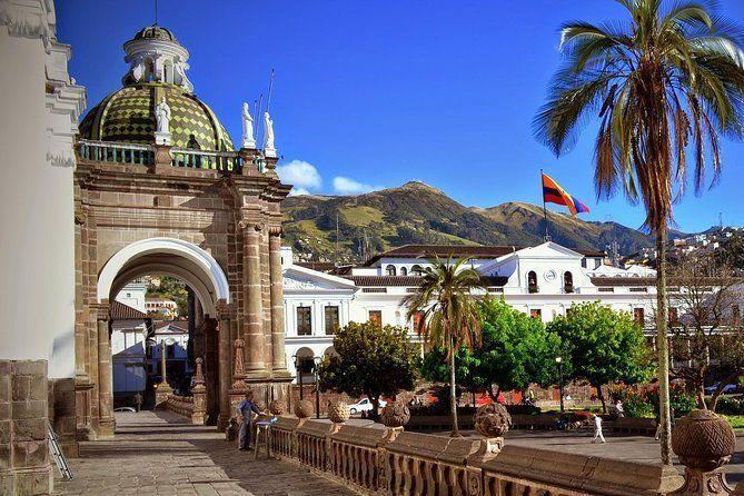 Shared Quito City Tour