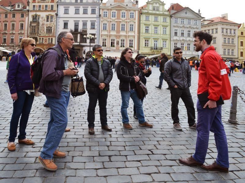 Private Prague Castle & Royal Gardens Tour