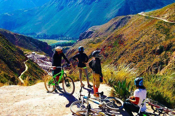 Bike Tour to Moray and Salt Mines from Ollantaytambo
