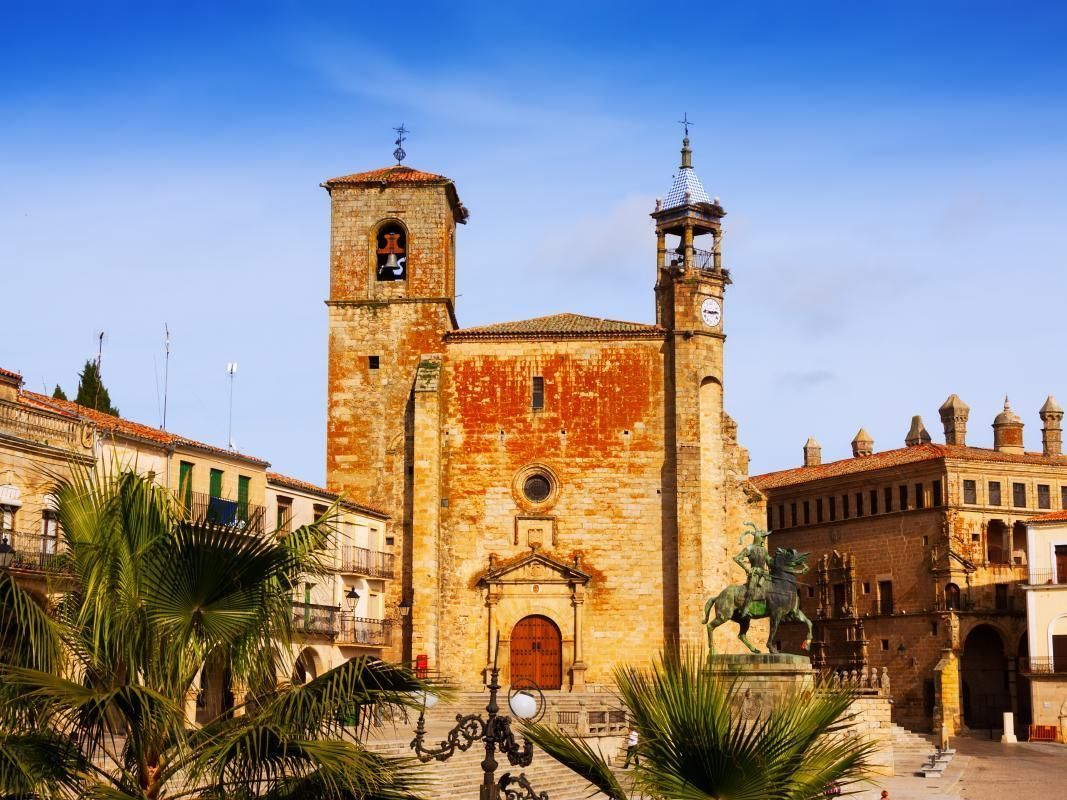 Portugal and Spain Andalusia Highlights 13-Day Guided Tour from Madrid