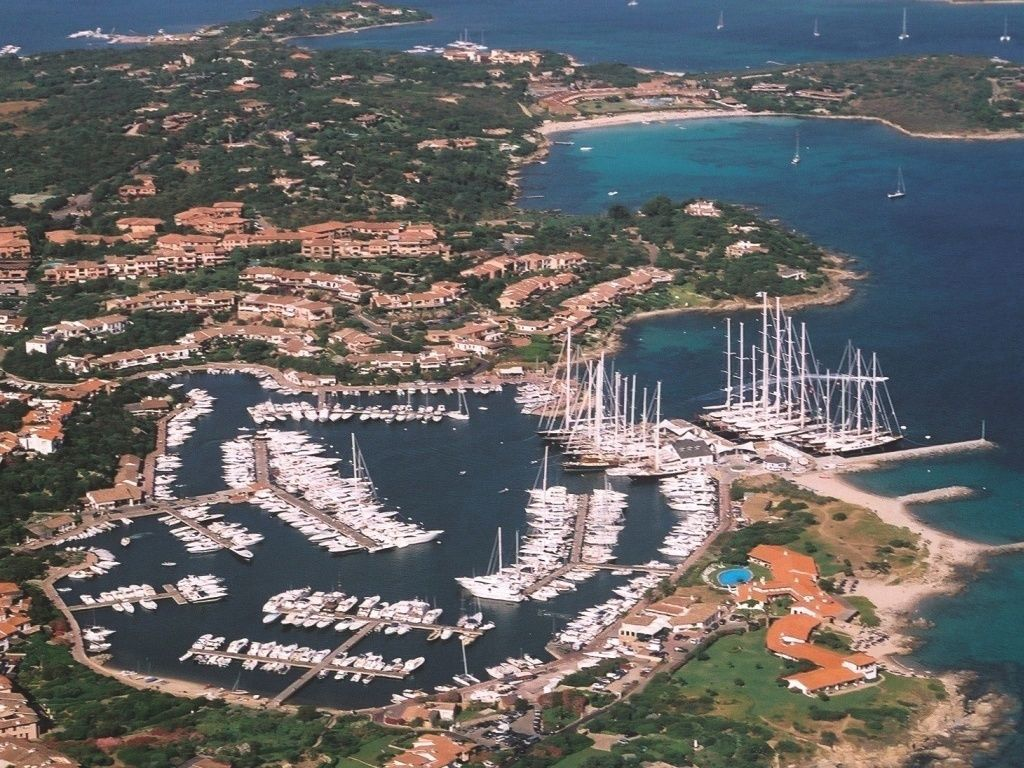 Porto Cervo and Portotondo