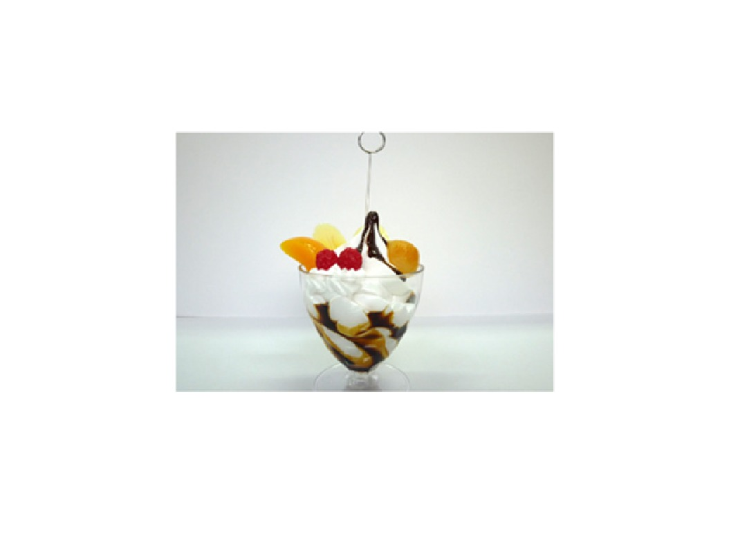 Mini Parfait Food Sample Photo Stand Making Experience in Osaka