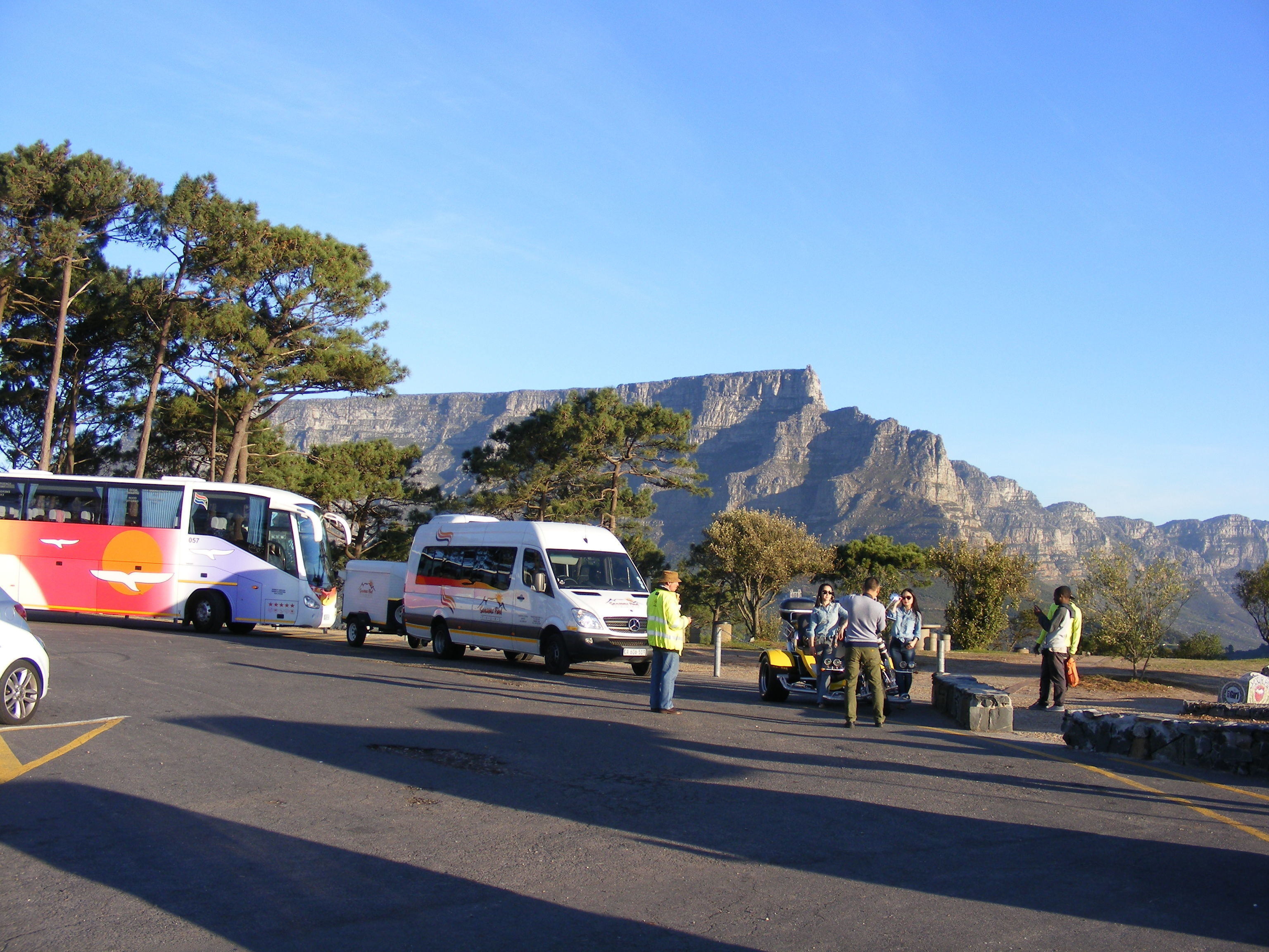Romantic Signal Hill sunset tour by trike.