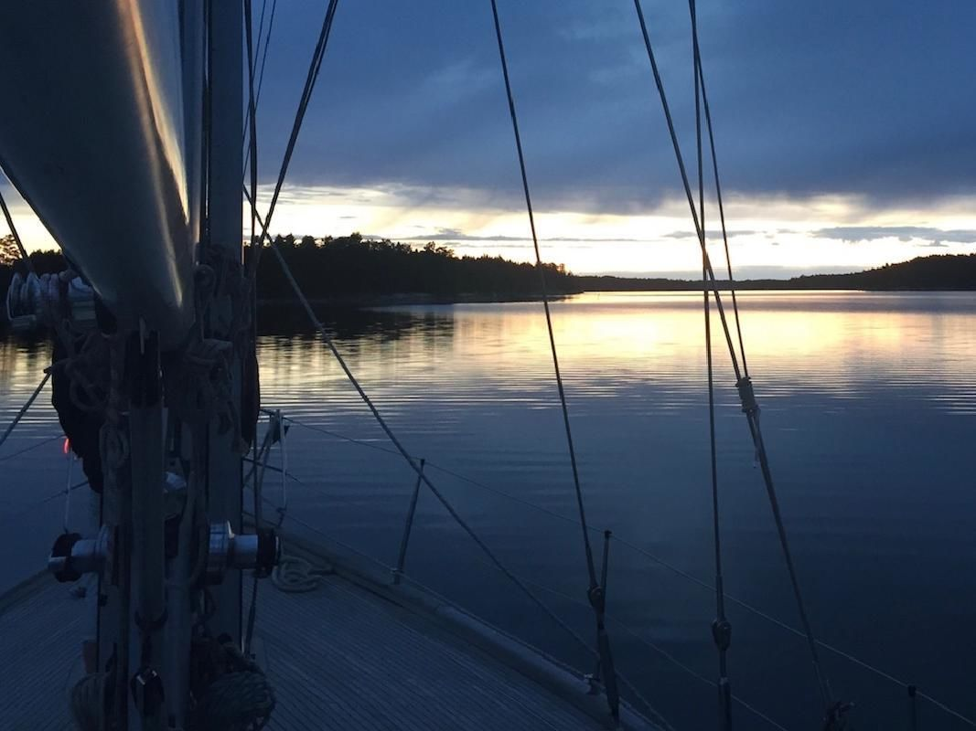Sweden Archipelago Sailing Full Day Tour from Stockholm with Lunch