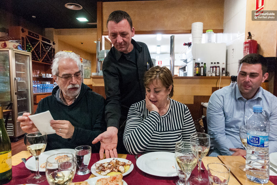 Barcelona Tapas Tour for Lovers of Spanish Food