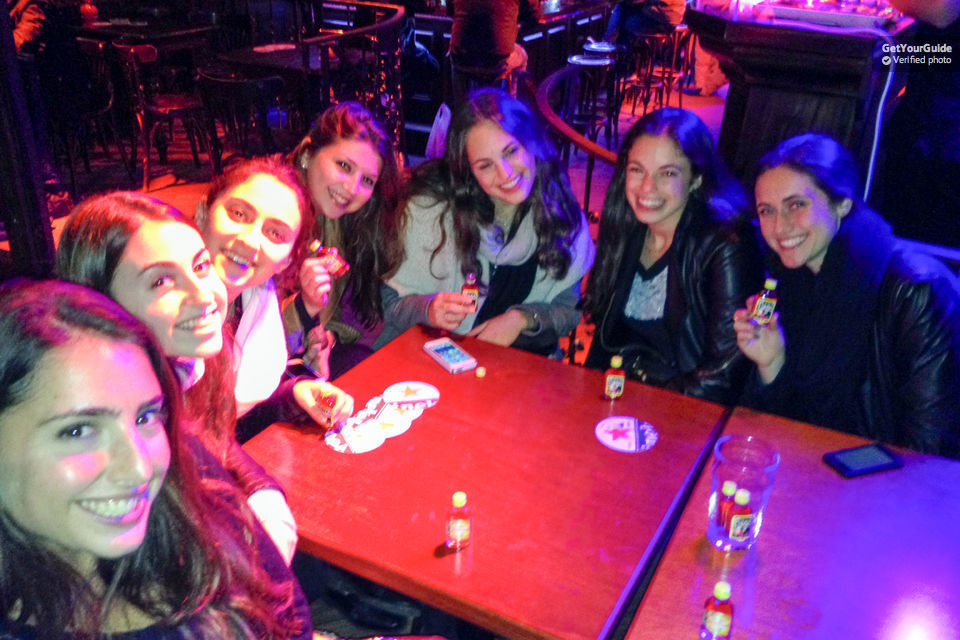 Amsterdam Red Light District: 2-Hour Walking Party Tour