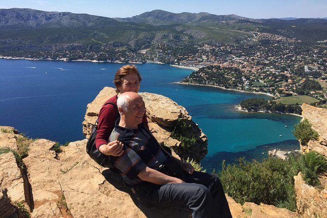 Aix en Provence, Marseille & Cassis Minivan Tour