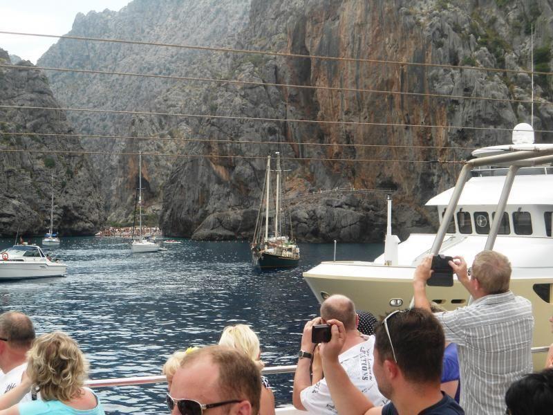 Day trip Mallorca: Soller and La Calobra