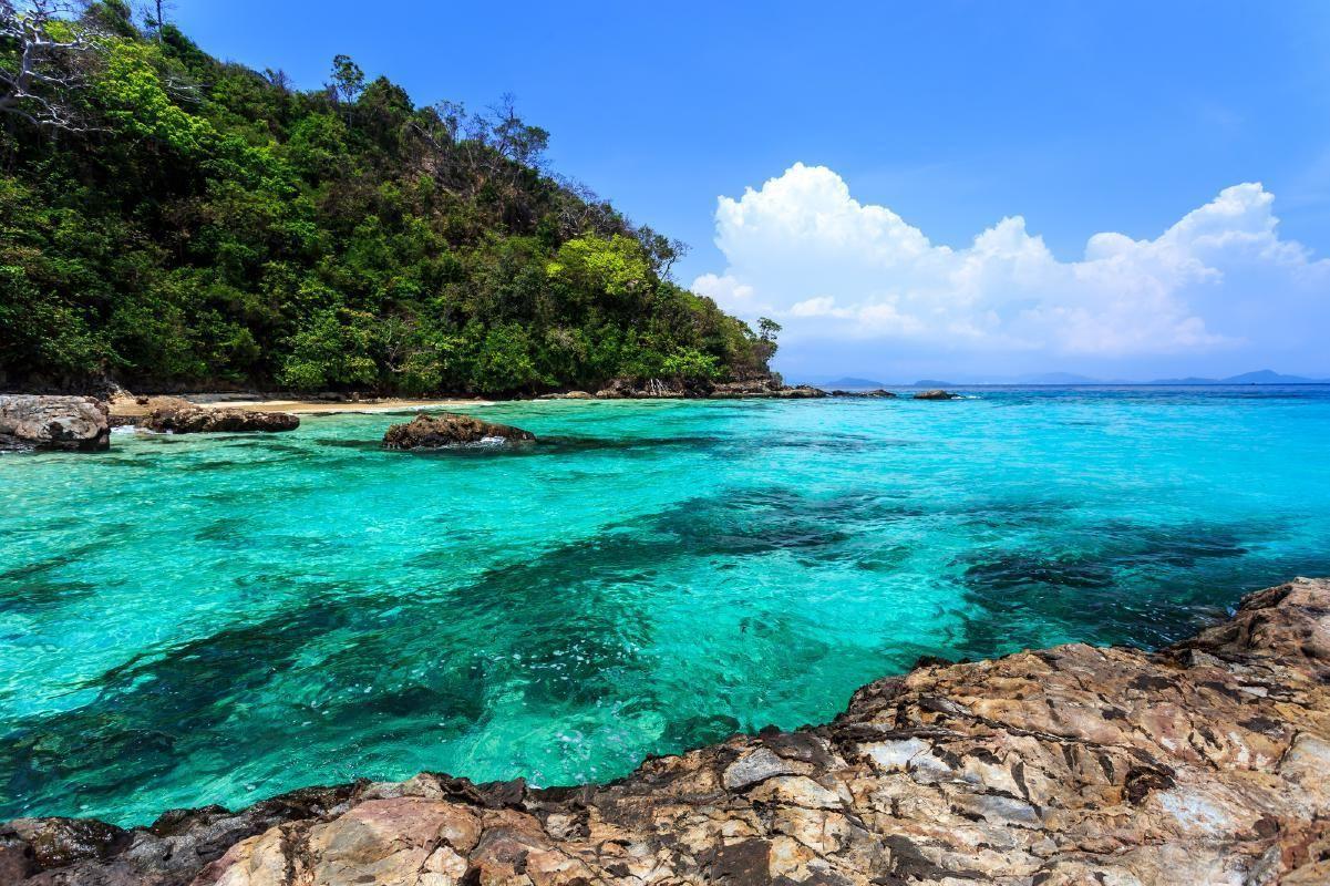 Maithon Island Catamaran Cruise with Snorkeling Adventure from Southern Phuket