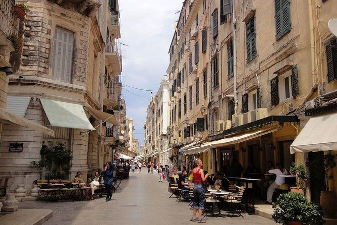 """""""Discovering Corfu"""" historical city private walking tour"""